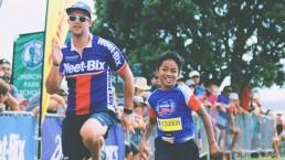 sport new zealand running kid Puna