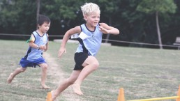 sport and recreation kids running puna